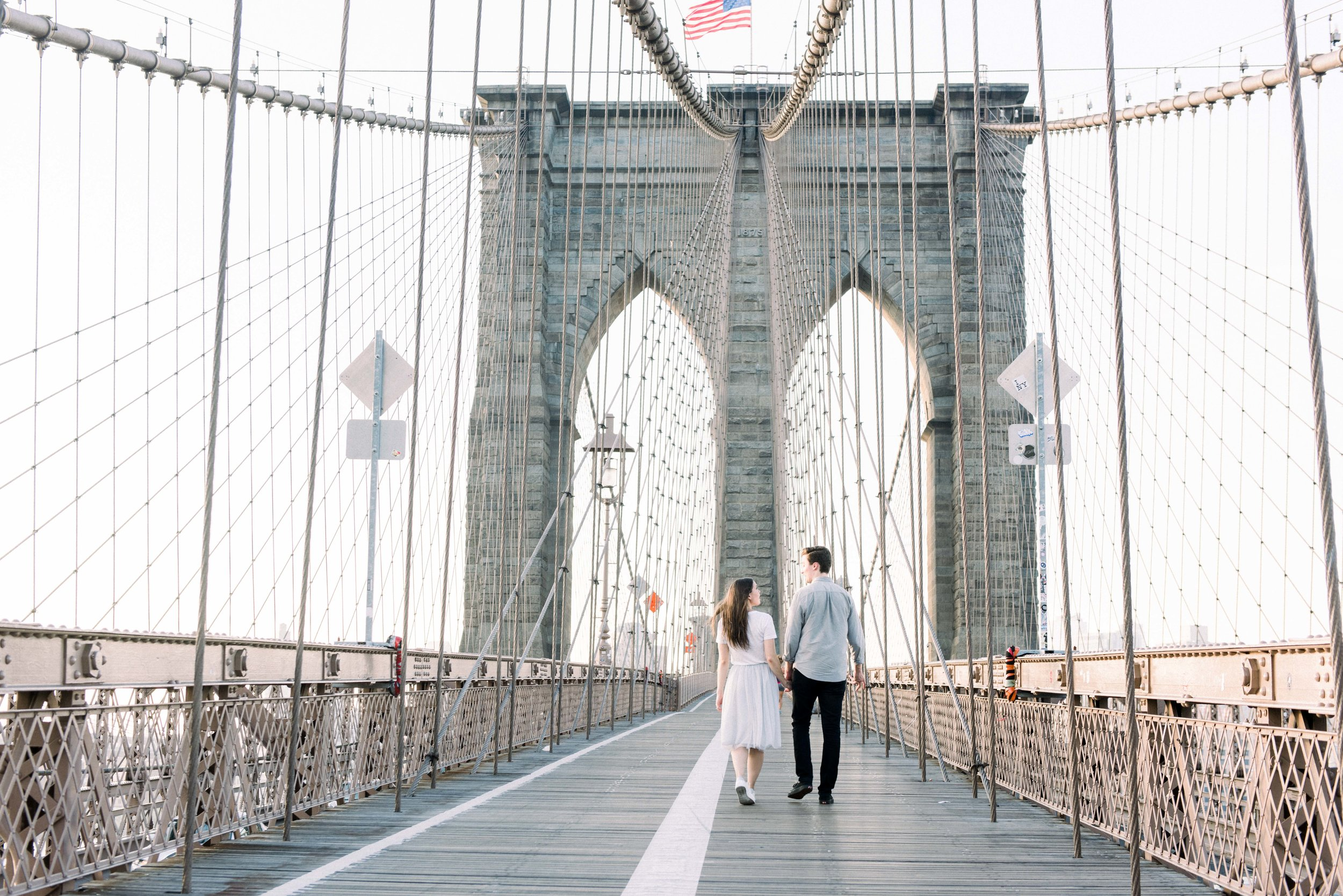 BROOKLYN BRIDGE | BROOKLYN, NEW YORK