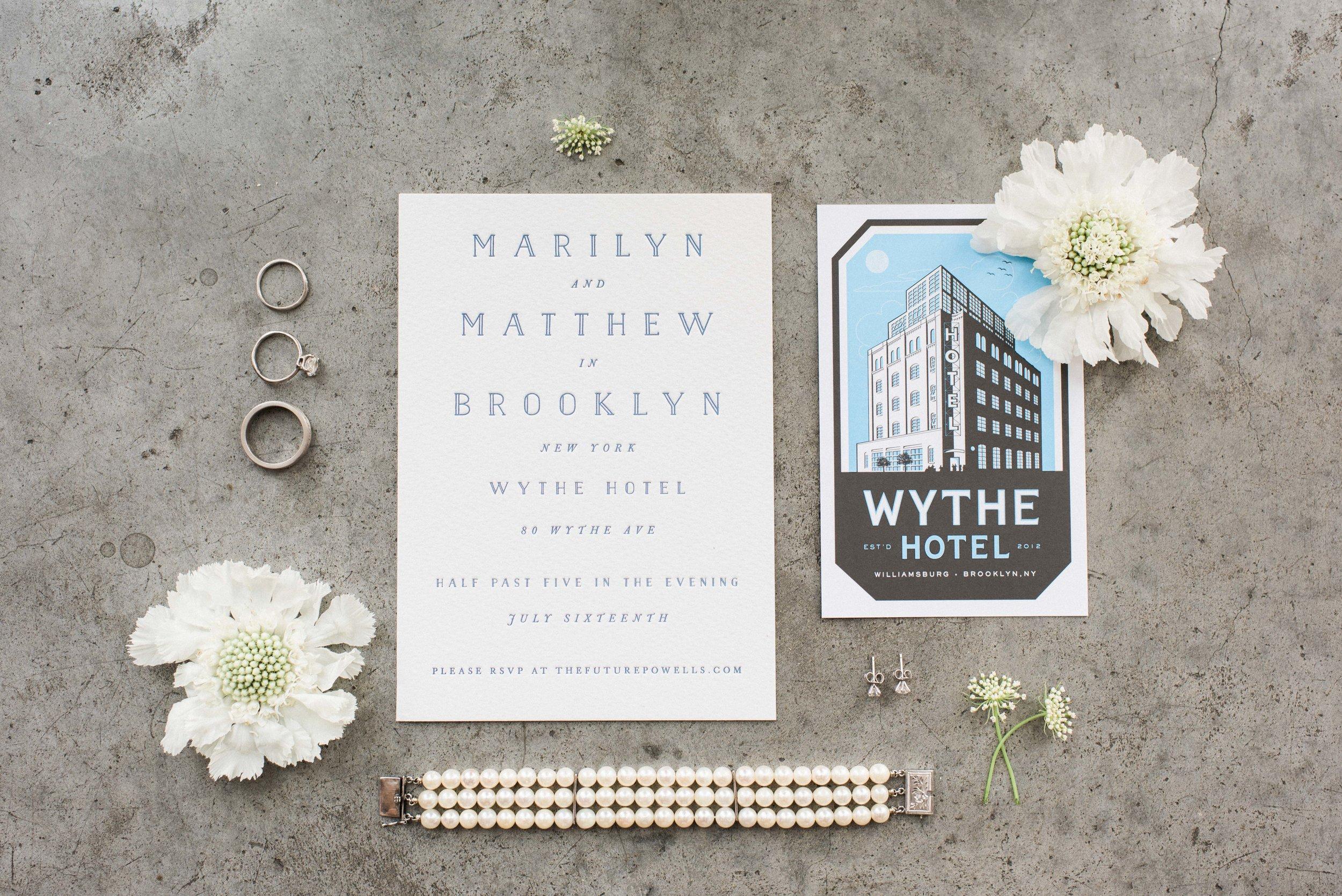 Wythe Hotel | BROOKLYN, NEW YORK