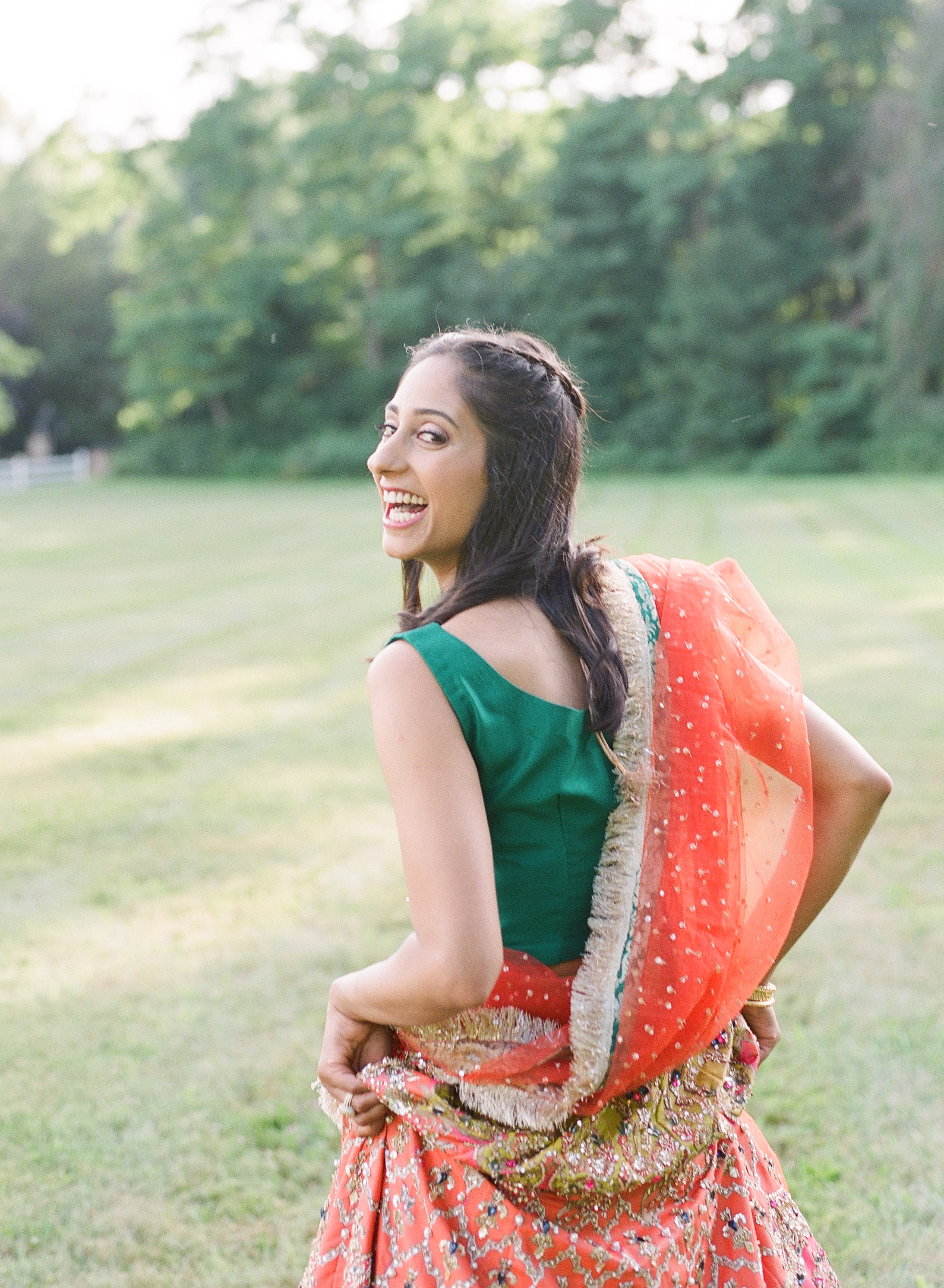 New Jersey South Asian Bride