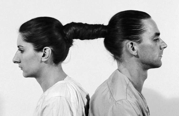 Marina Abramovic and Ulay, Relation In Time , 1977