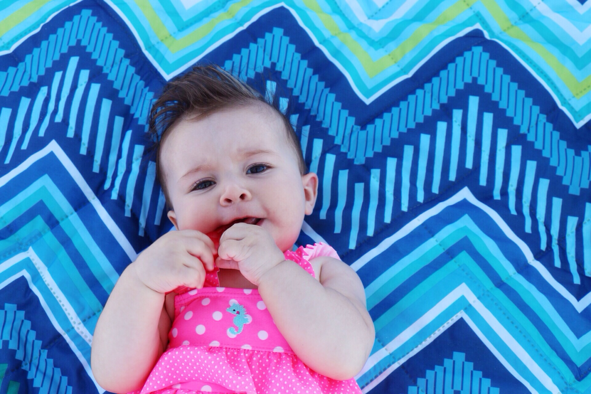 Baby Haley is my niece who is regularly featured in this post because SHE'S SO PRETTY!