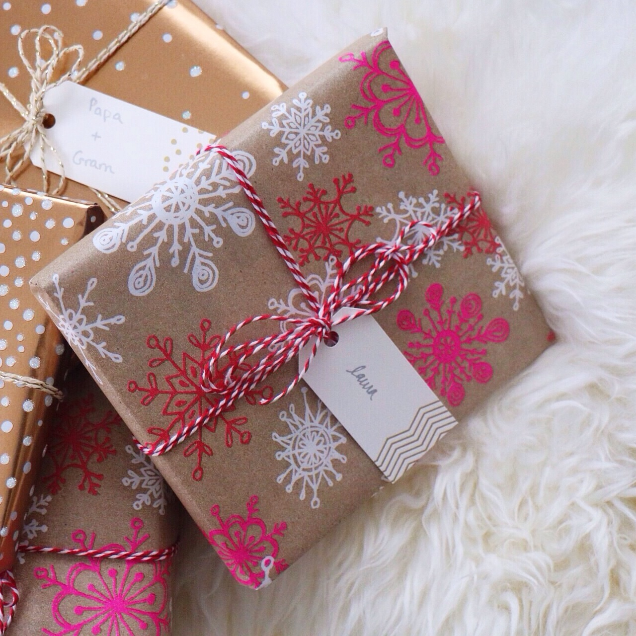 Recent wrapping adventures