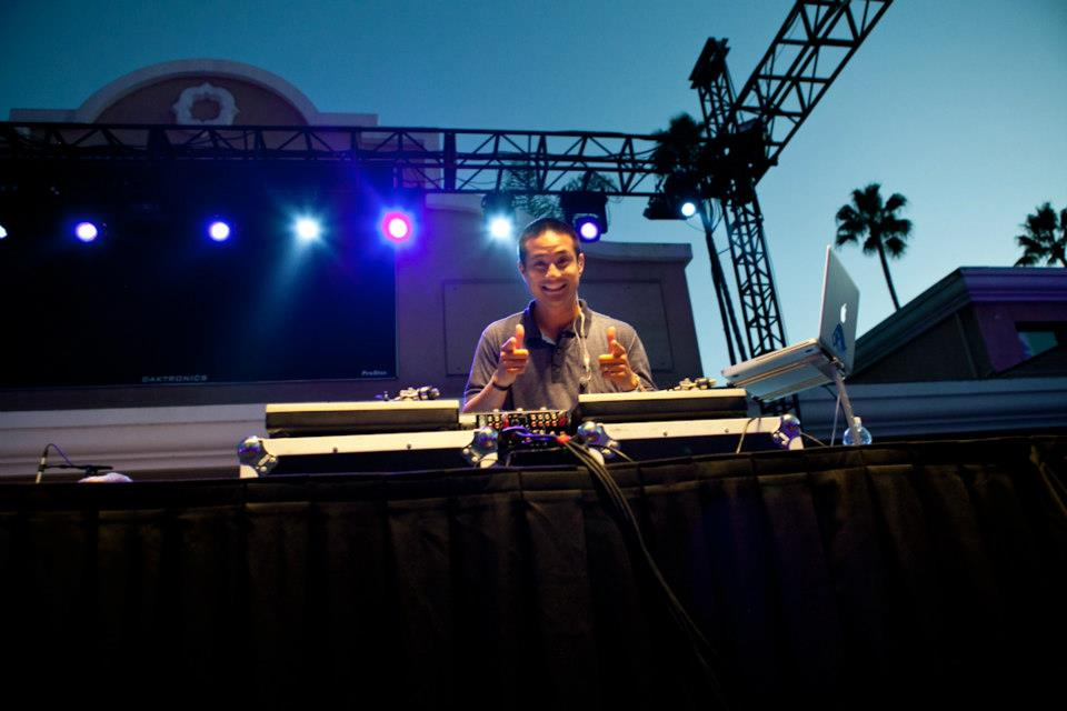 Charity Event DJ, Del Mar Racetrack, San Diego