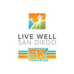 Charity Run DJ, Live Well 5K, San Diego