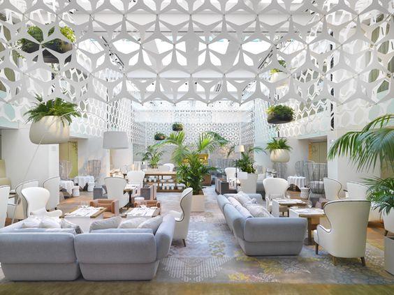 Mandarin Oriental, Barcelona || designed by Patricial Urquoila