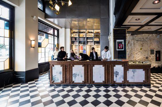 Ace Hotel, DTLA || designed by Commune