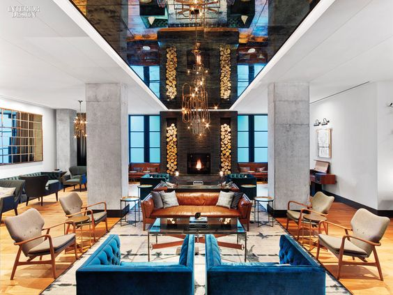 Hotel Van Zandt || designed by Mark Zeff Riff