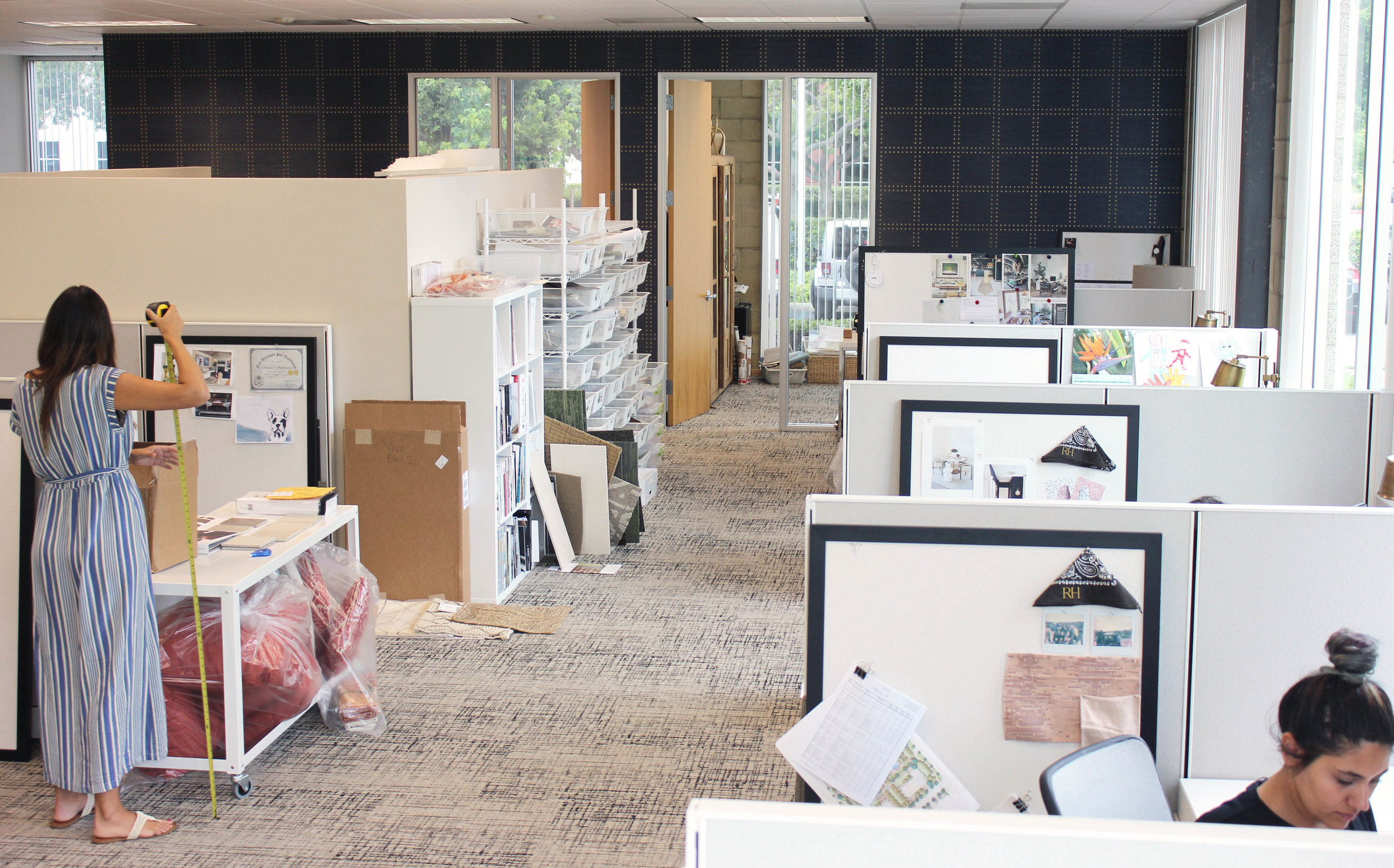 Workspaces:: Messes and all!