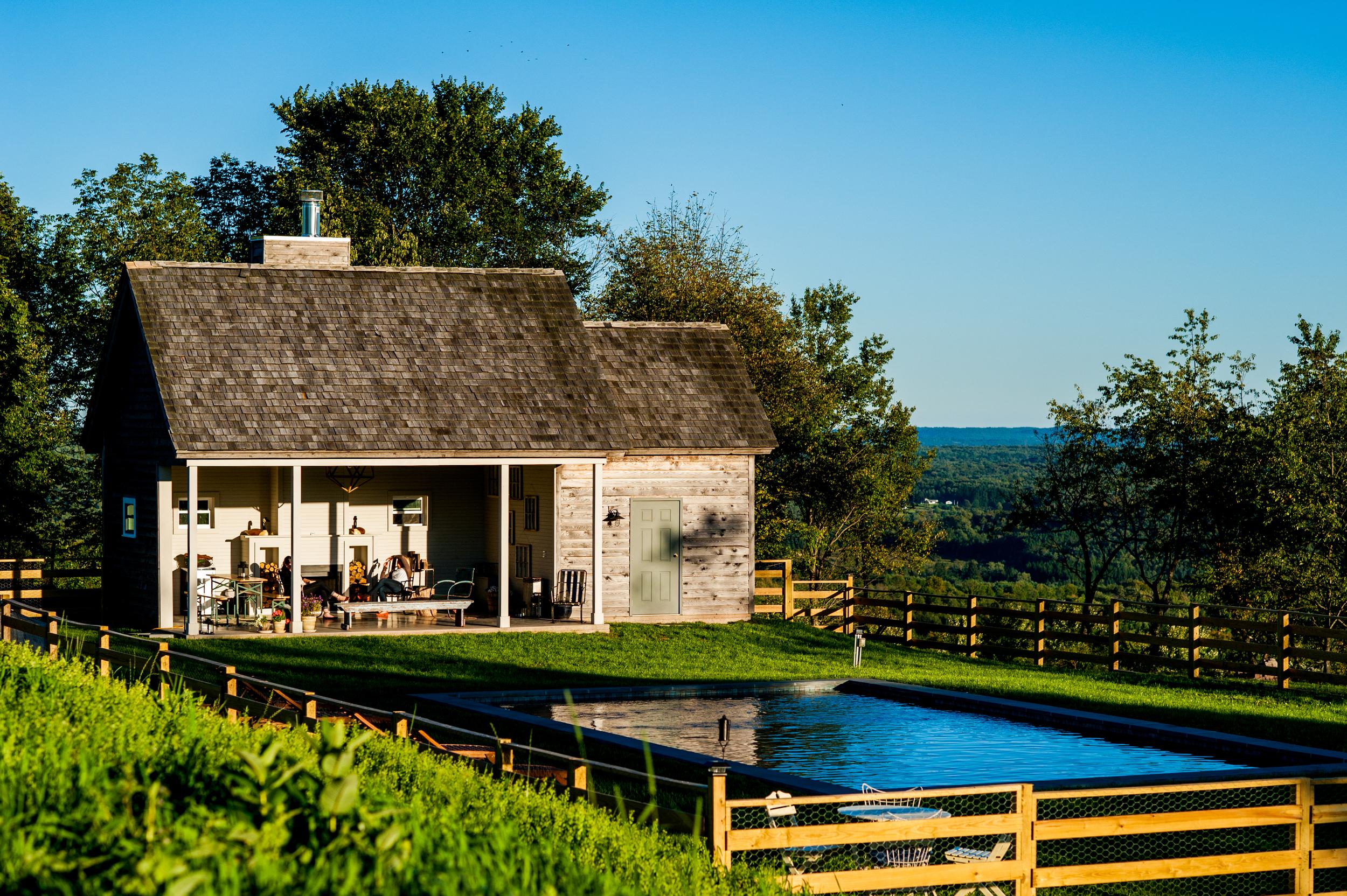 East Hill Manor Farm