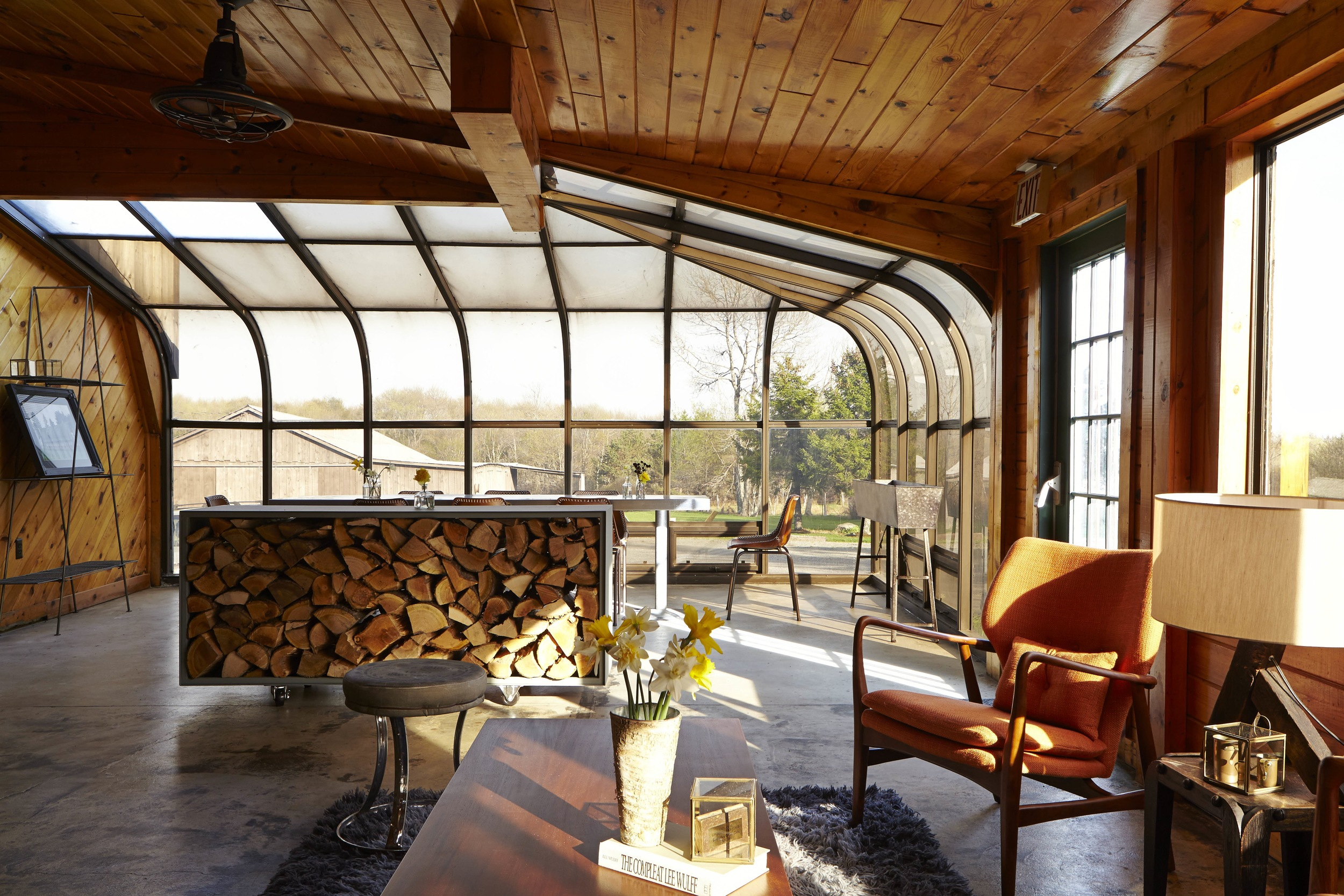 The Sunroom at The Arnold House