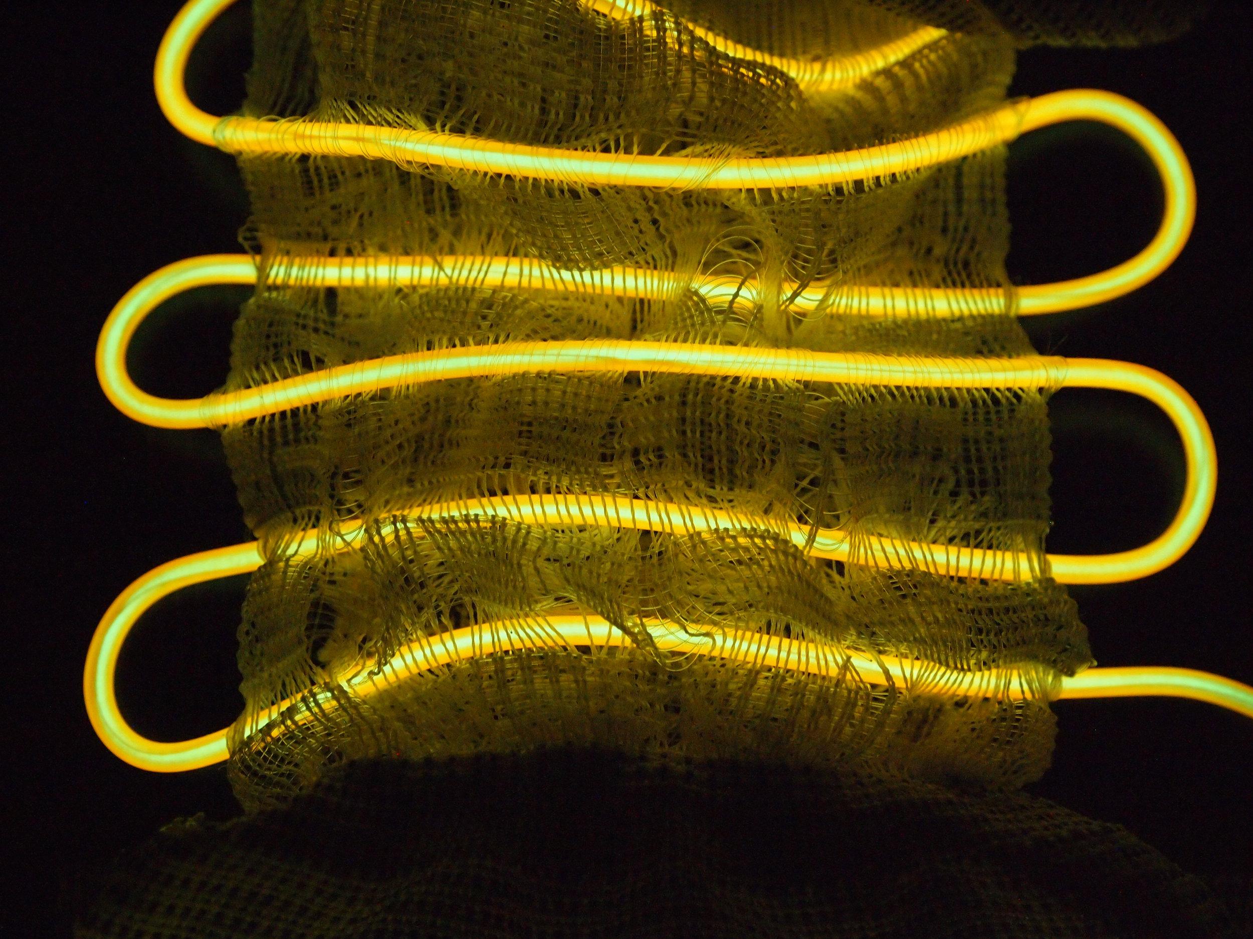 Hand Woven  Nylon Thread, Nylon Elastic,Monofilament, LED Wire