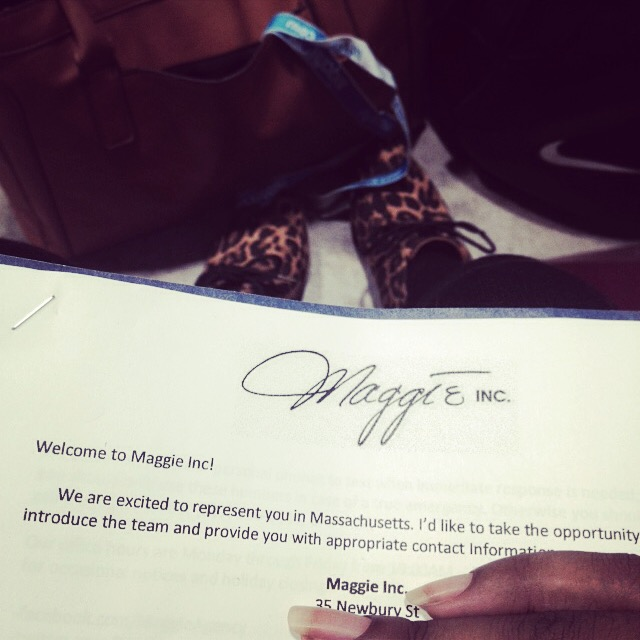 MaggieContract