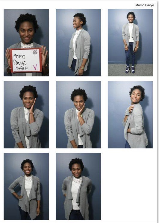 TJMaxx/Marshalls audition | January2016 photo credit: Maggie Inc Agency