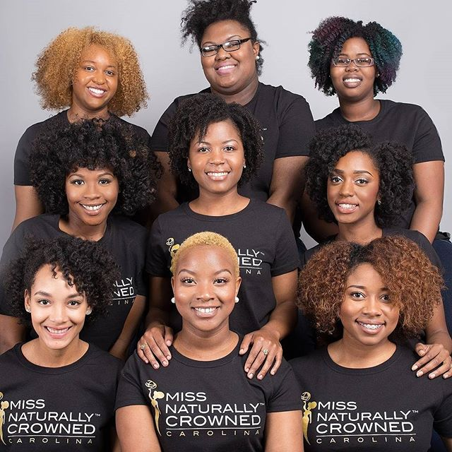 Have you met the brand new 2016 Miss @NaturallyCrownedCarolina hopefuls? 👑 Follow now for the latest! 📷 @latoyadixonphotography