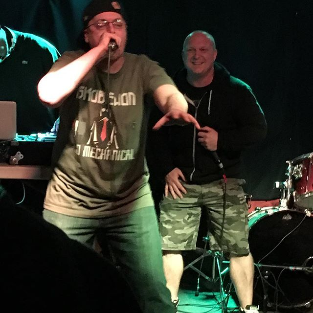 @stryfe_ct_hiphop and @nmetheillest rocking the house at Praytor fest 2016