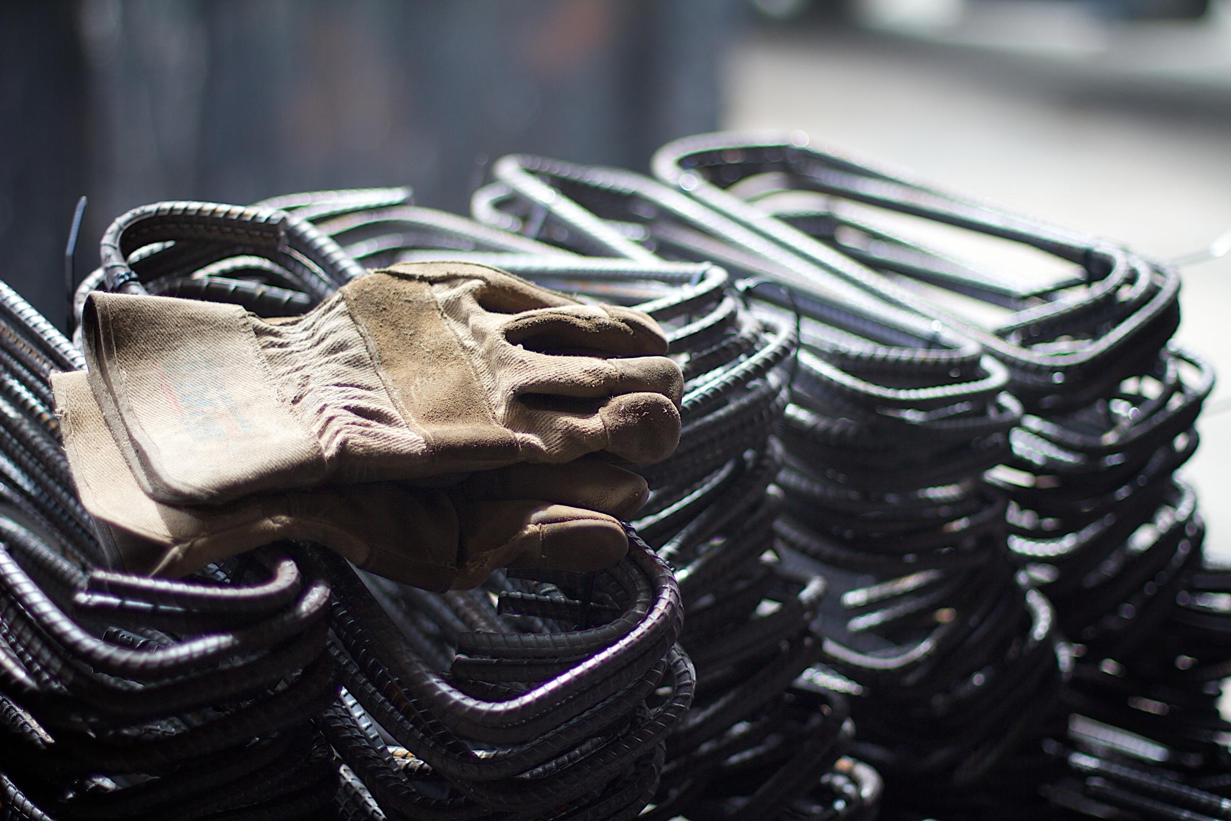 FABRICATION   Stirrups & Hooks Bar Steel Uncut Straight Bar