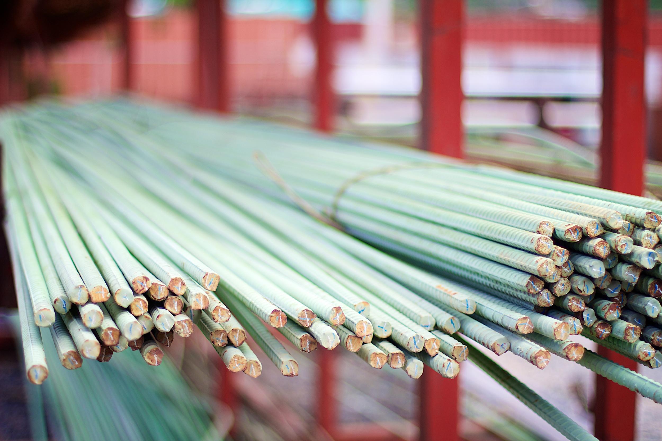 STEEL   Standard Rebar Epoxy Coated Rebar StructuralMerchant Bars