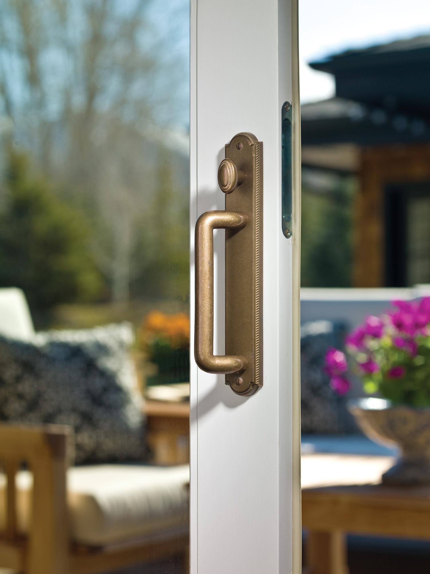 WINDOWS & DOORS   Interior & Exterior Solid, Semi-Solid & Hollow Core Steel & Fiberglass Residential & Commercial __________ AAW CGI Jeld-Wen PGT Plaza Doors SuperGuard Trendex
