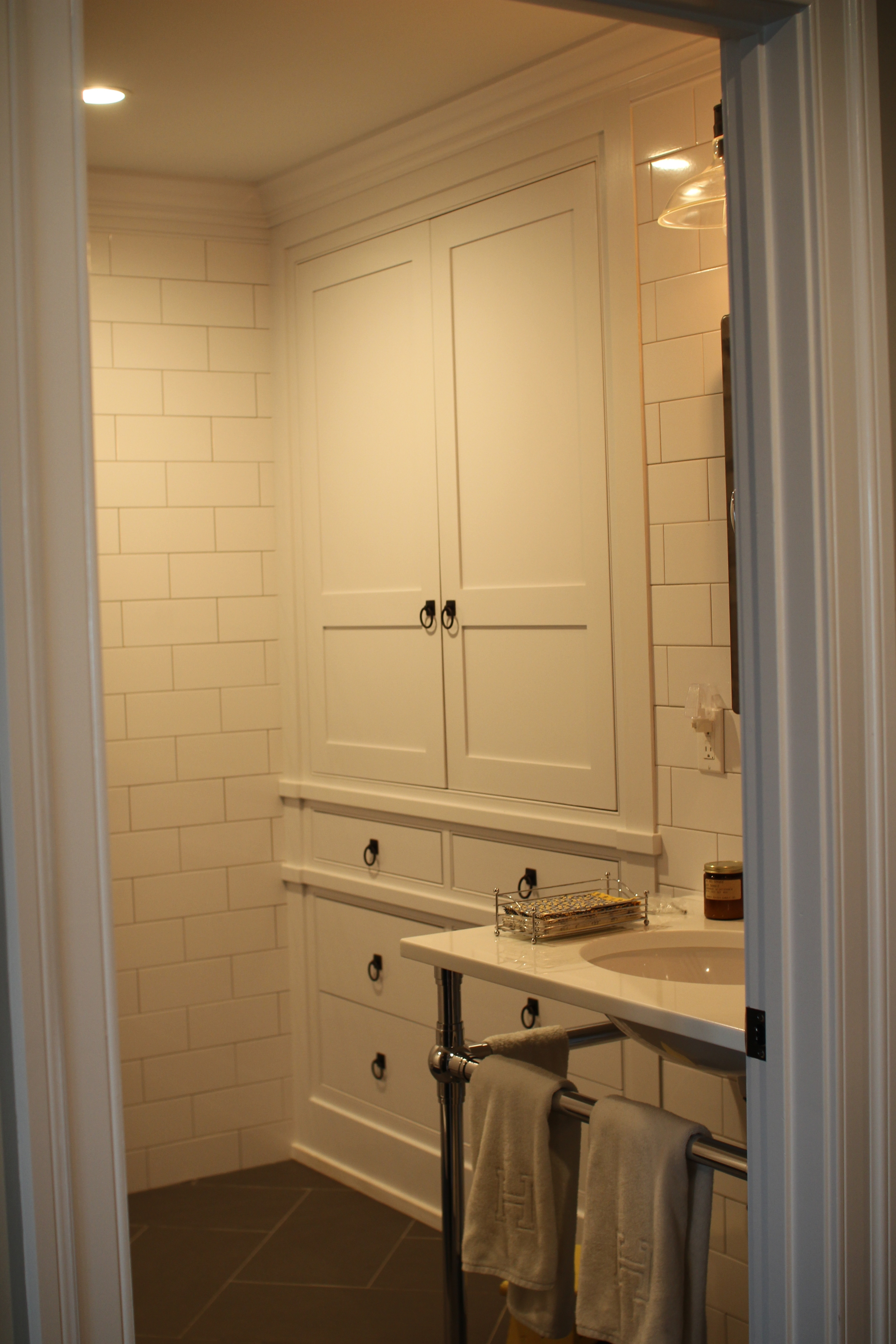 Bathroom Built in