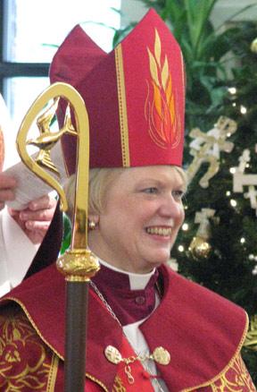 Bishop Ruth Urban