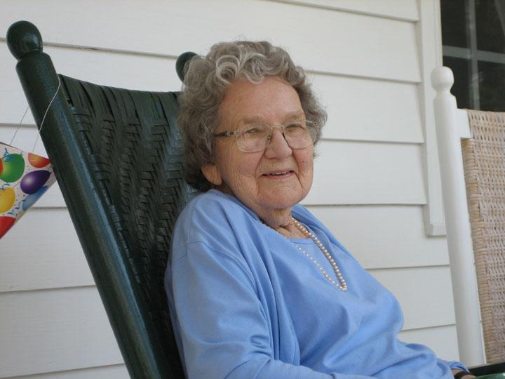 Mrs. Nellie Moomaw