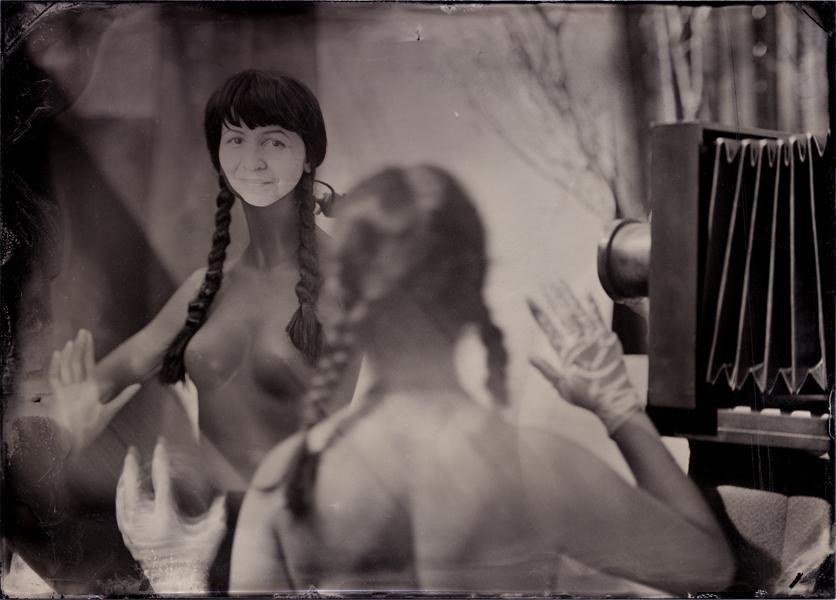 Self Portrait of Self Portrait, 2005