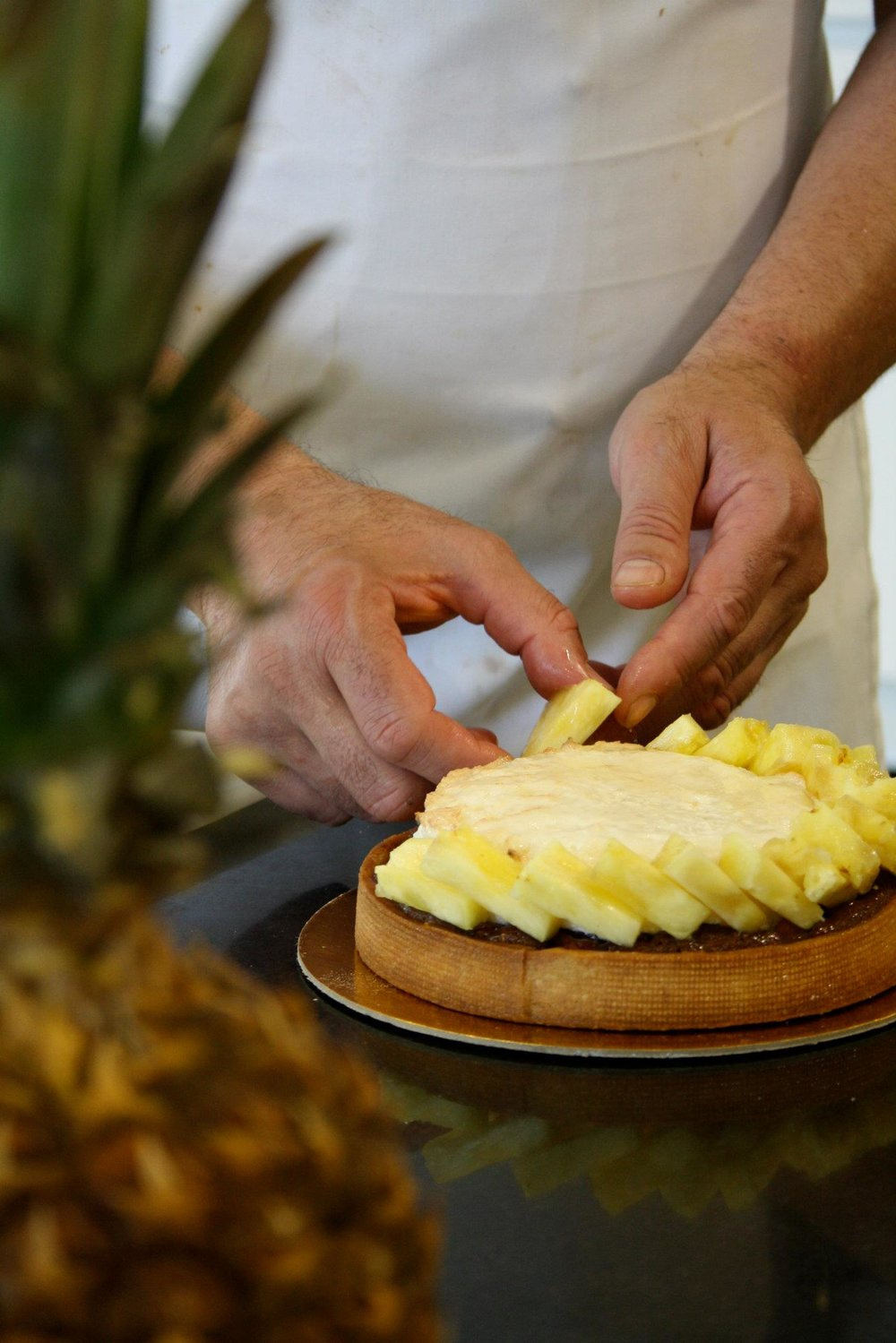 3 Day Class - *Qualifies for 10 Week Certificate ProgramIn this course of study students will be exposed to foundational recipes, techniques and concepts of traditional cakes and tarts, as well as their modern interpretation and evolution. Utilizing the core skills of Baking Science students will begin to refine core pastry skills and become aware of critical components that comprise a solid pastry foundation. Recipes learned: Lemon Meringue Tart, Almond Pear Tart, Fruit Season Fresh Rustic Tart, Black Forest, Millefeuilles (Napoléon), ST. Honoré, Rum Baba, Milk Chocolate Royal Praline....