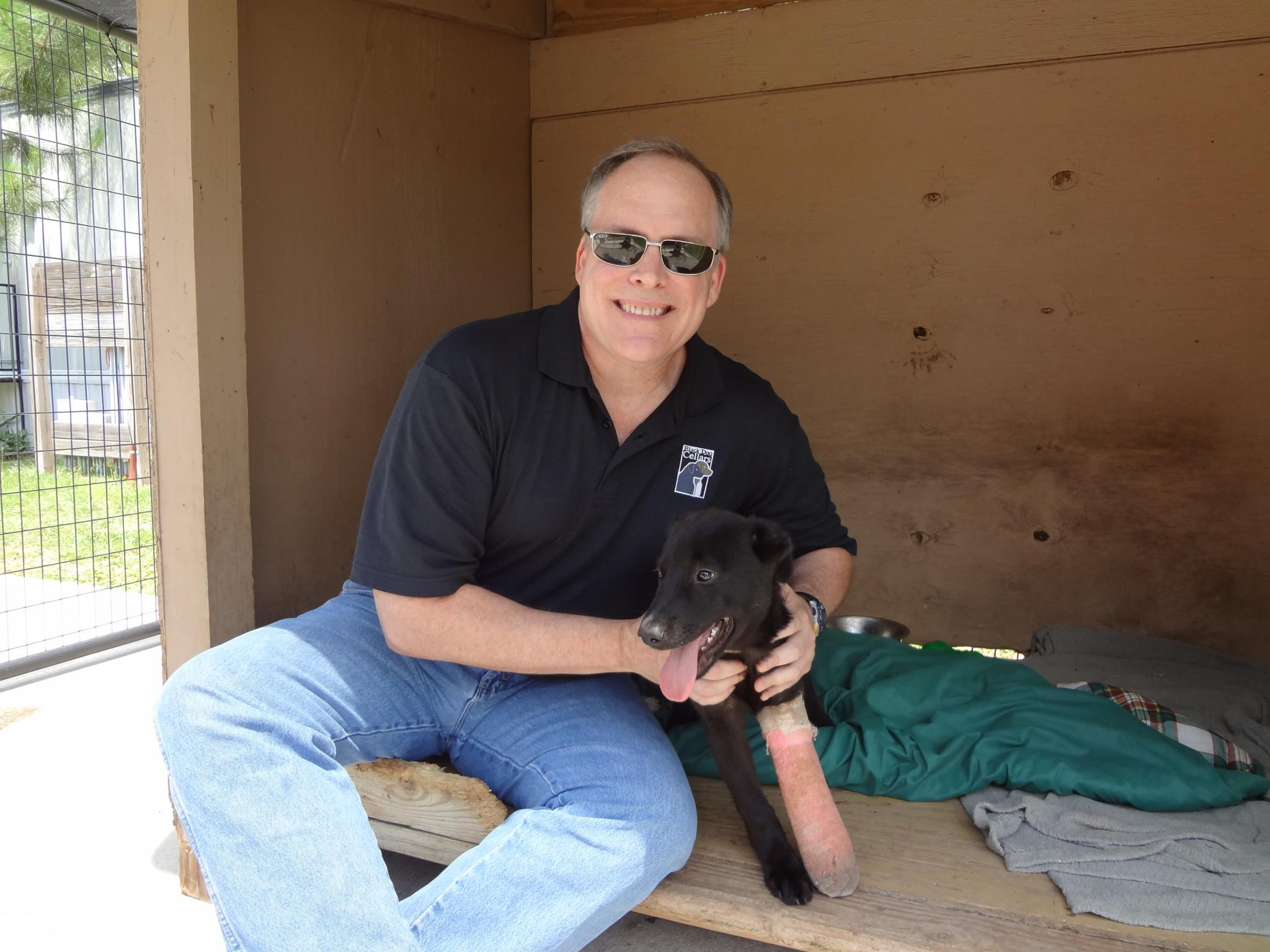 Black Dog Cellars Rescue and Assistance Fund
