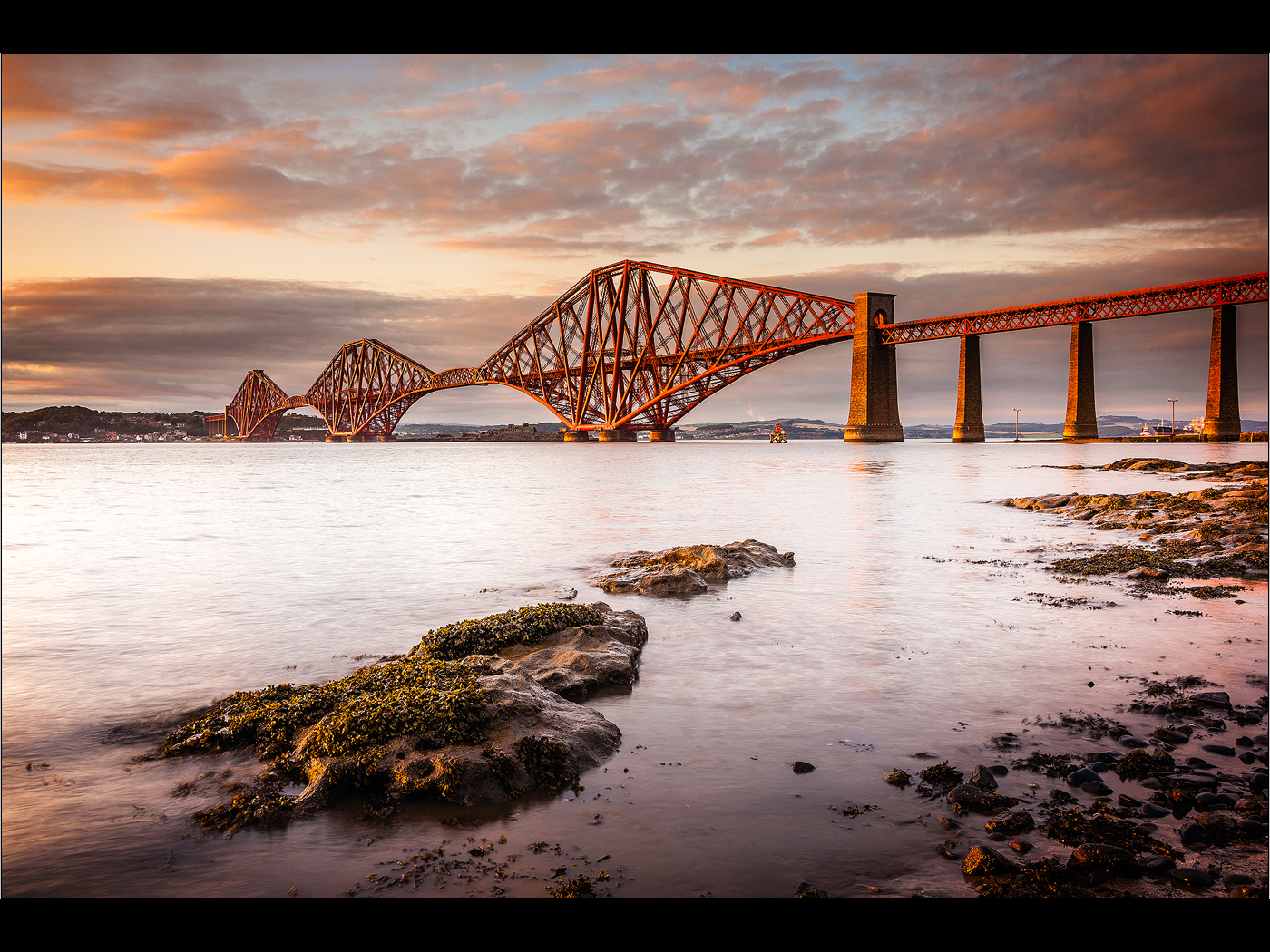 FORTH BRIDGE SUNSET by Colin Mill.jpg