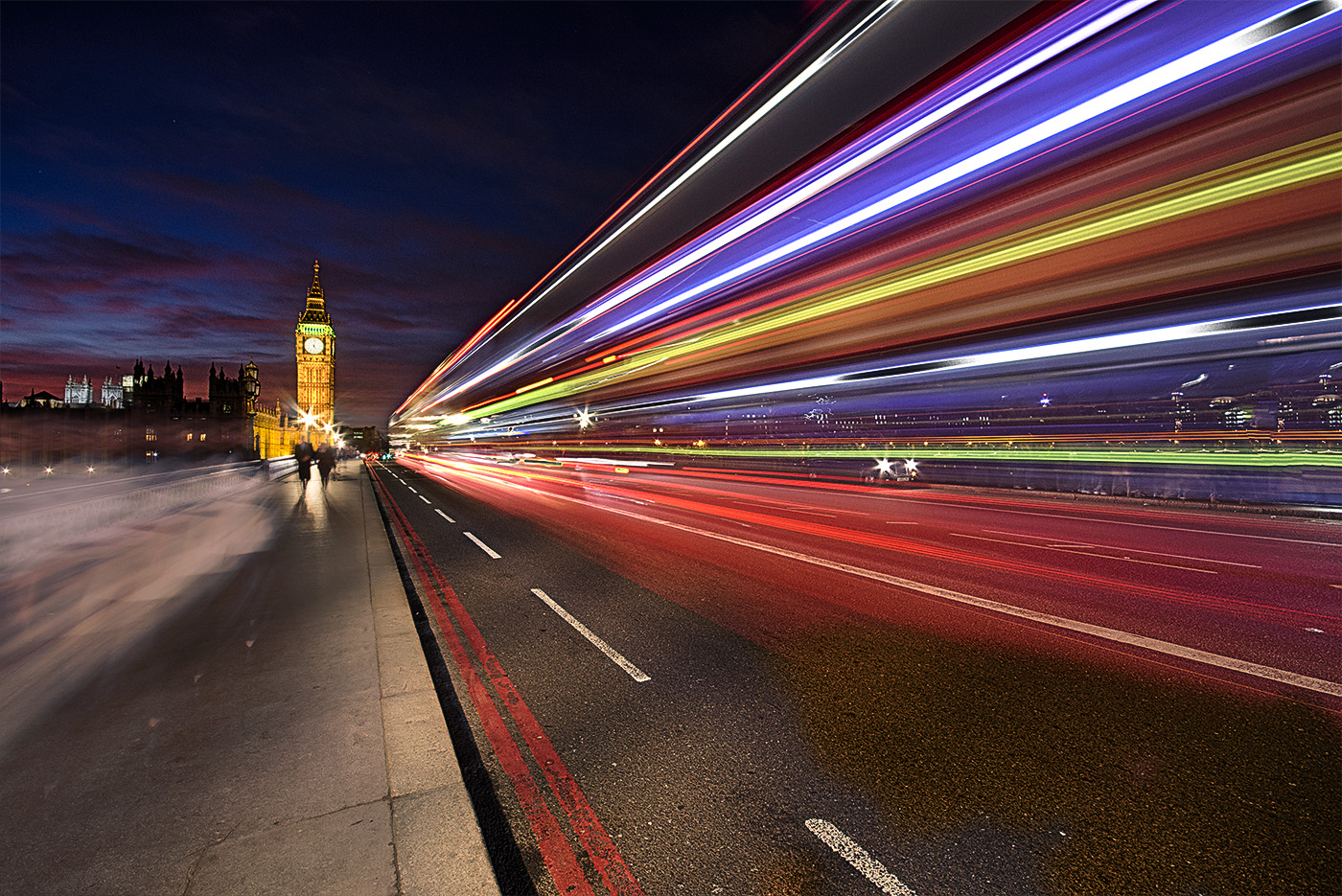 LONDON LIGHT TRAILS by Darren Ackers.jpg
