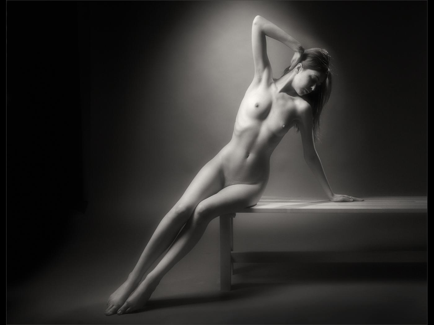 Figure Study by Simon Raynor
