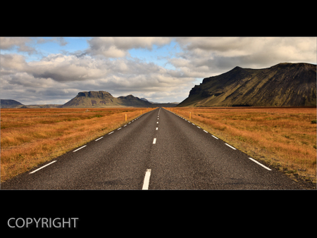 ROUTE 1, ICELAND by Simon Raynor.jpg