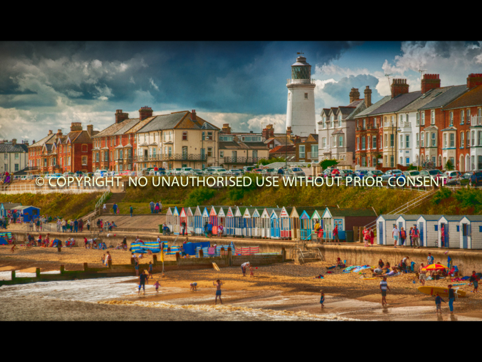 SOUTHWOLD SEAFRONT by Ian Mellor.jpg