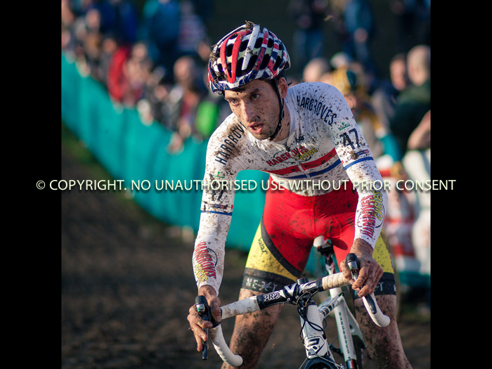 CYCLOCROSS by Iain Morrison