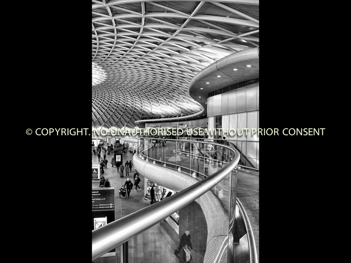 KINGS CROSS CURVES by Sue Vaines