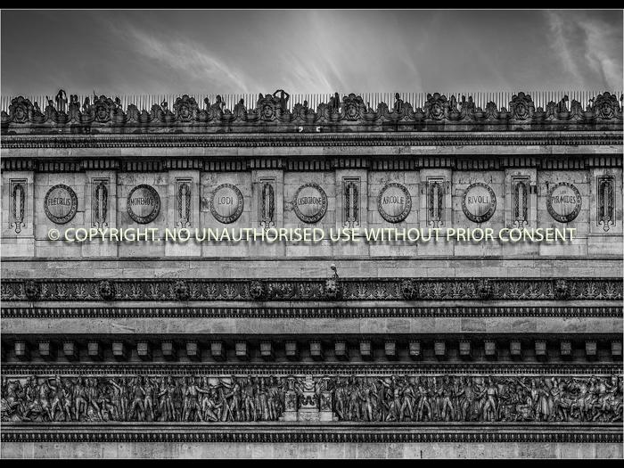 TOP OF THE ARC DE TRIOMPHE by Jamie White.jpg