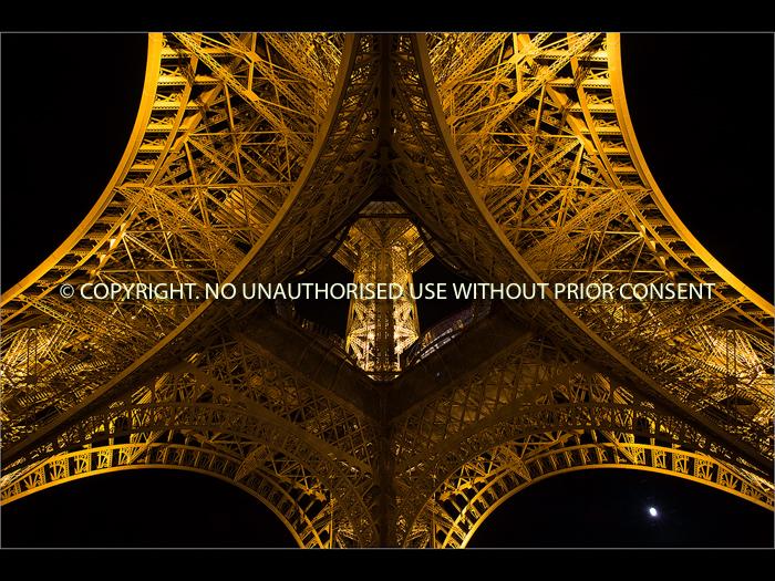 UNDER THE EIFFEL TOWER by Jamie White.jpg