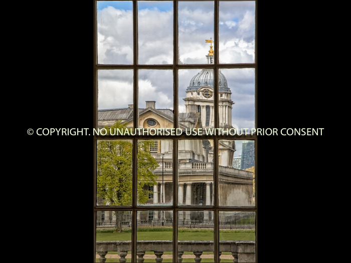 GREENWICH FROM THE QUEENS HOUSE by Jonathan Vaines.jpg