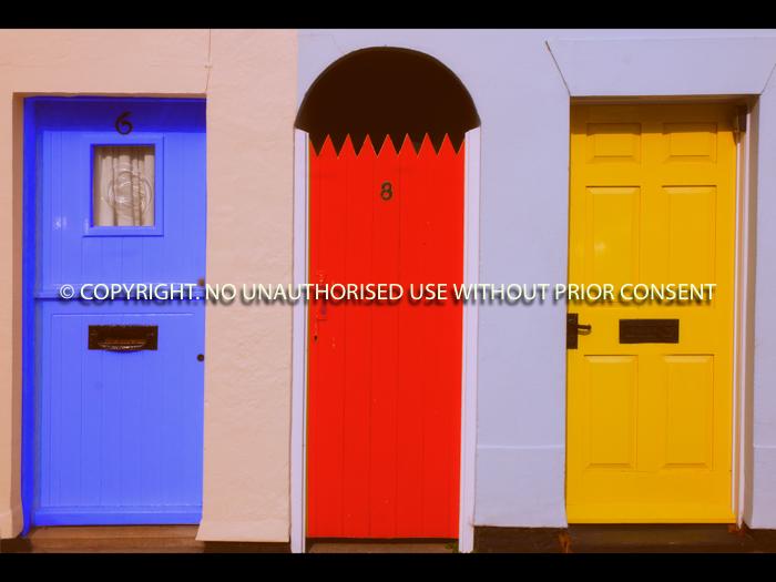 THREE DOORS by Ian Mellor.jpg