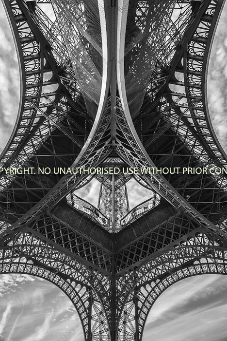 UNDER THE EIFFEL TOWER by Jamie White.jpg