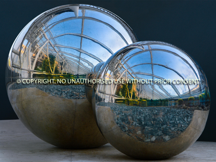 METAL BALLS ON SHOW by Urlah Gavin.jpg