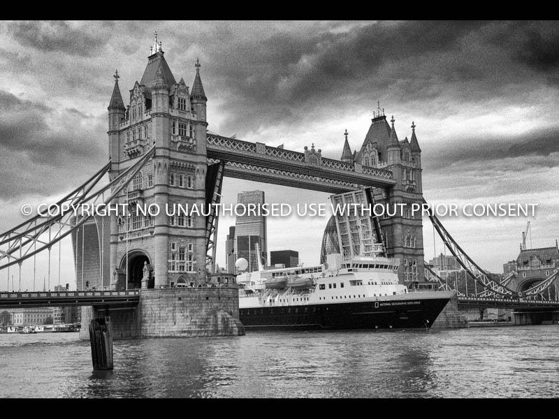 UNDER TOWER BRIDGE by Ian Mellor.jpg