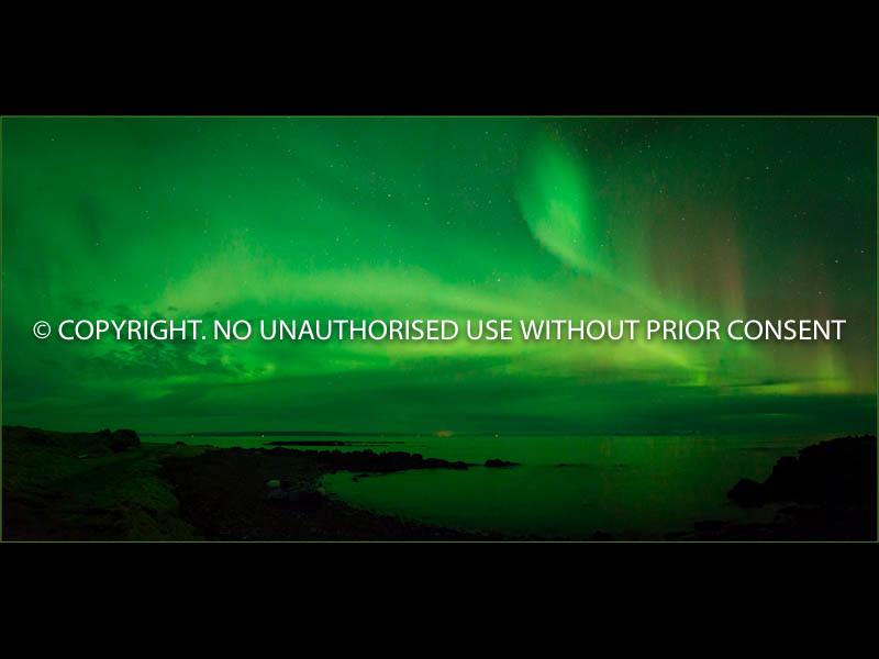 AN ICELANDIC NIGHT SKY by Dave  Cromack.jpg