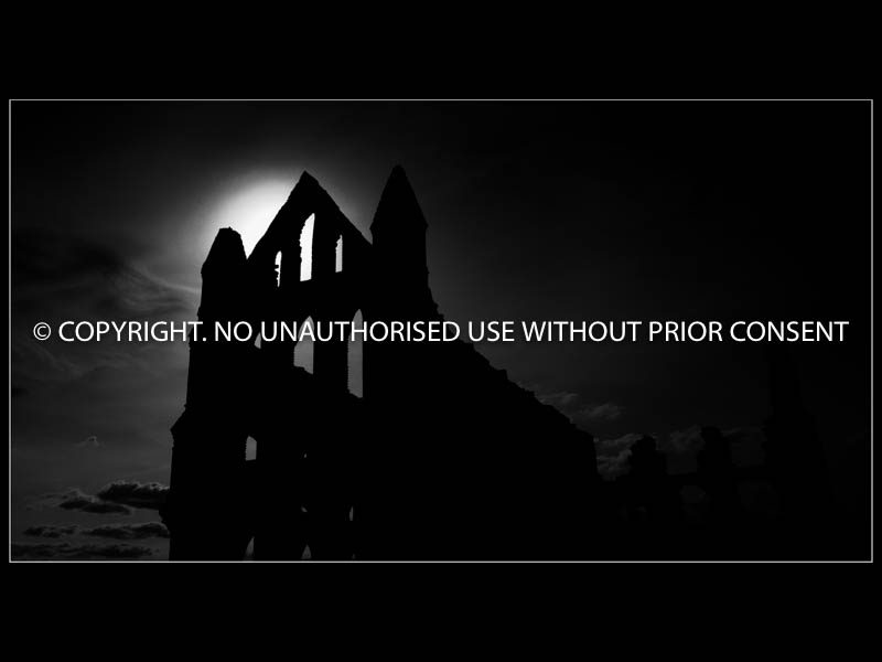WHITBY ABBEY BY MOONLIGHT by Ian Mellor.jpg