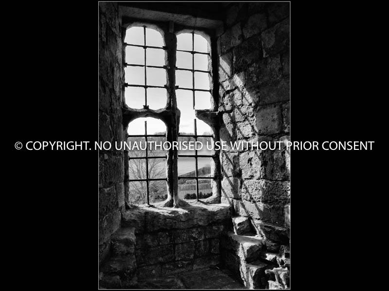 CASTLE WINDOW by Ian Mellor.jpg