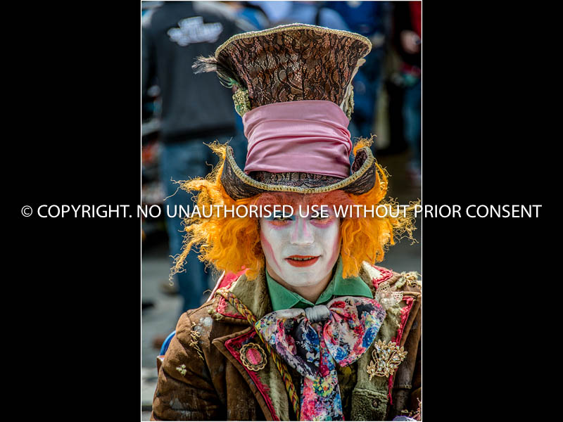 THE MAD HATTER AT CAMDEN MARKET by Ian Ashley.jpg