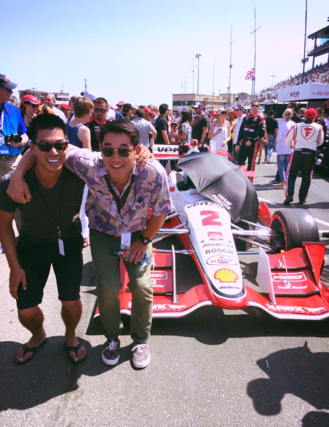 Sonoma Raceway Aug 2015