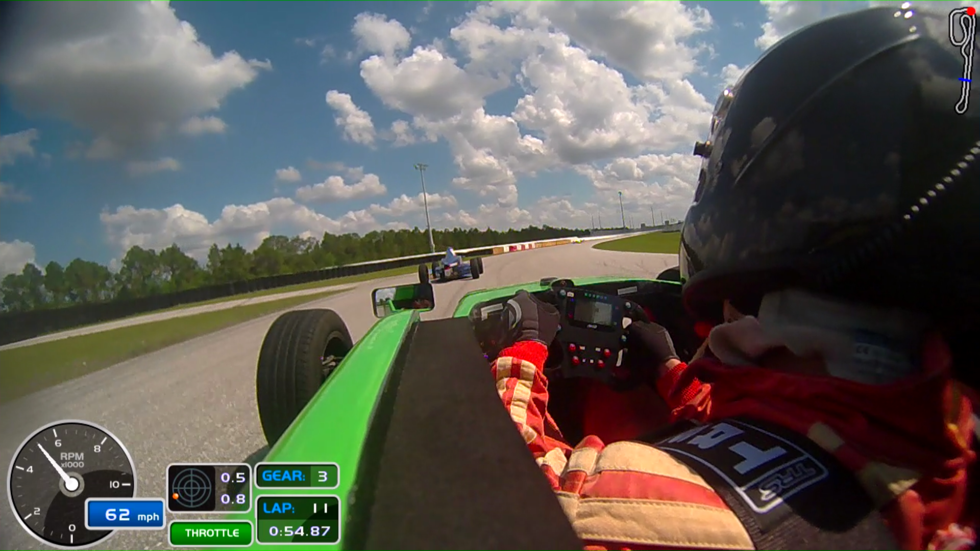 F1600 Palm Beach Intl. Raceway, Florida