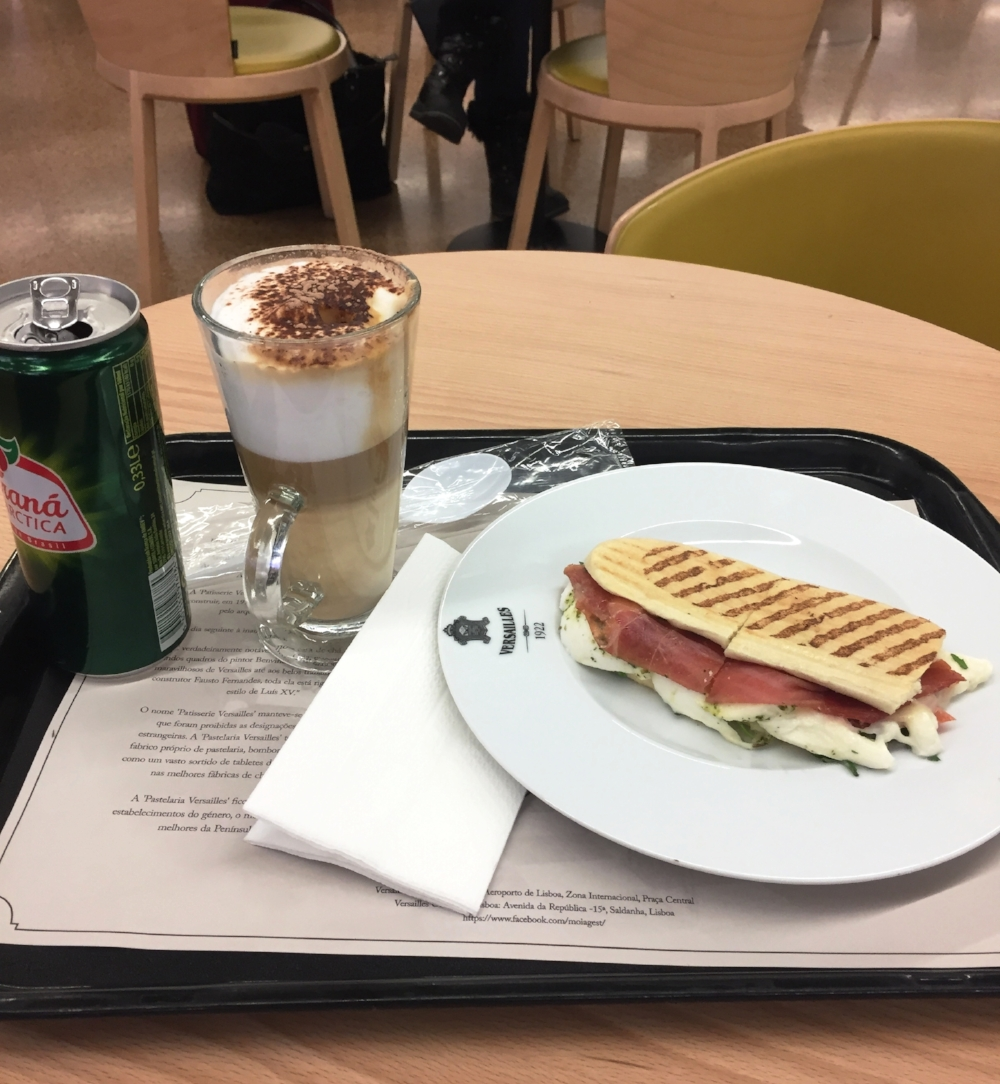 best panini in my life in lisbon, portugal