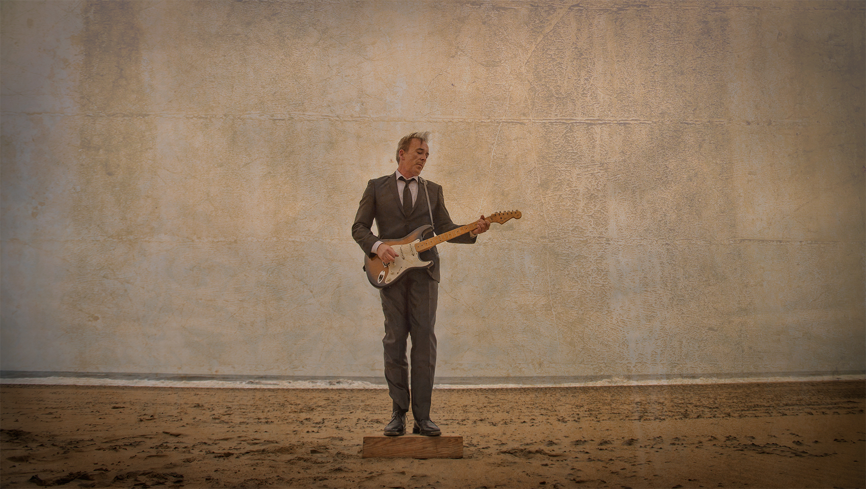 Michael Marquart, cover shoot for new cd | a bad think